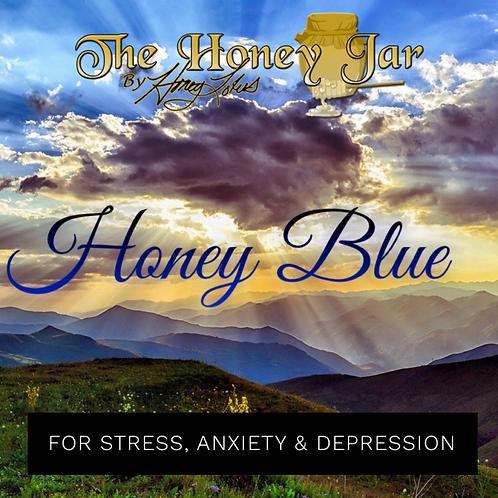 Honey Blue ( anti-anxiety oil)