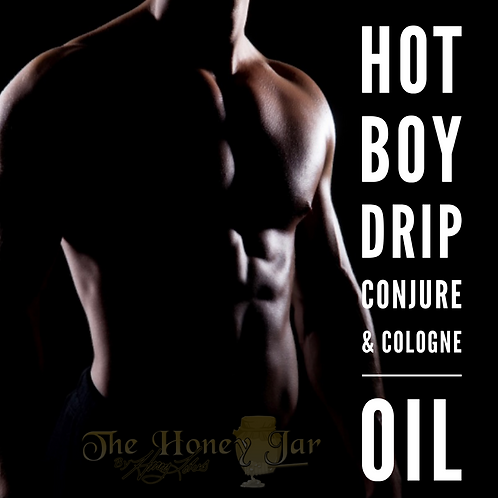 Hot Boy Drip Conjure & Cologne Oil
