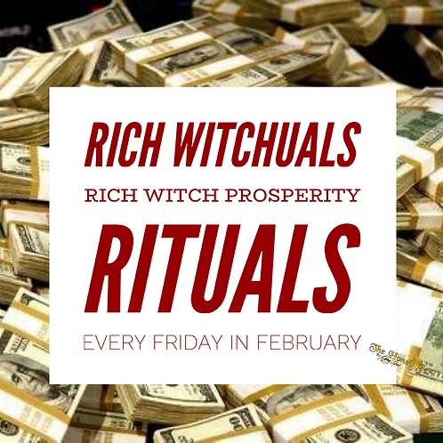 Rich Witchuals (Rich Witch Rituals)