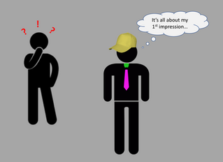 Why first impression matters?