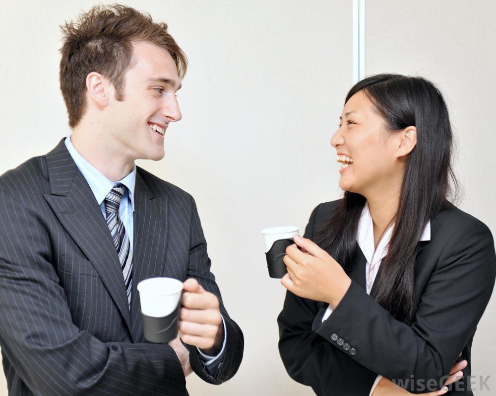 Master the art of small talk