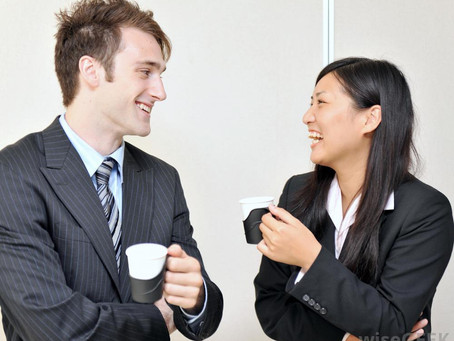 How to Master the Fine Art of Small Talk?