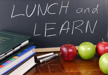 Discover our Lunch & Learn workshops