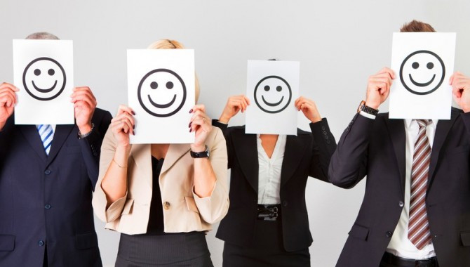 Happiness at work - New Reflections Workshop