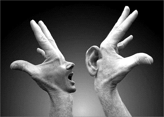 Body language & first impression