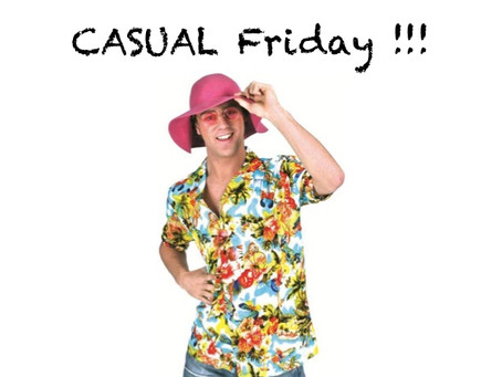 How to dress for casual friday at work?