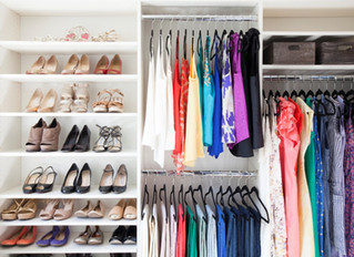 Wardrobe management - Do you know how to buy less by buying better?