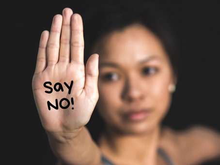 Learn to say NO to be more assertive