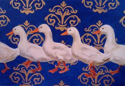 Ekaterina Khazina ducks