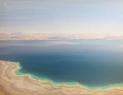 Ekaterina Khazina dead sea