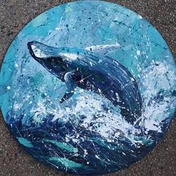 Ekaterina Khazina whale