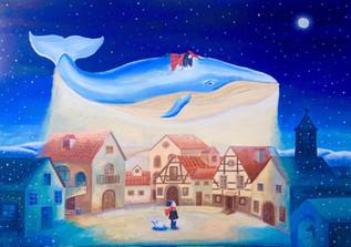 Ekaterina Khazina whale city.jpeg
