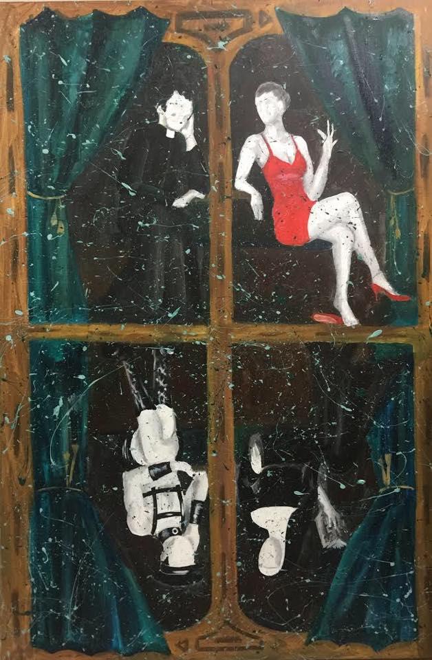 Ekaterina Khazina art