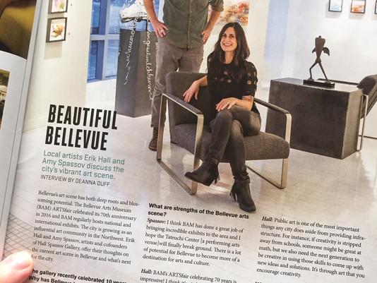 The Bellevue Art Scene