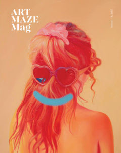 Work featured in the Summer Issue of Art Maze Magazine. Click image to see the list of artists