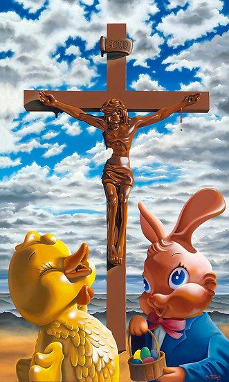 Chocolate Christ
