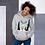 Thumbnail: Sweatshirt Unisex Hoodie - Cerf
