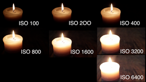 L'exposition (3/3) Comprendre la sensibilité ISO en quelques minutes.