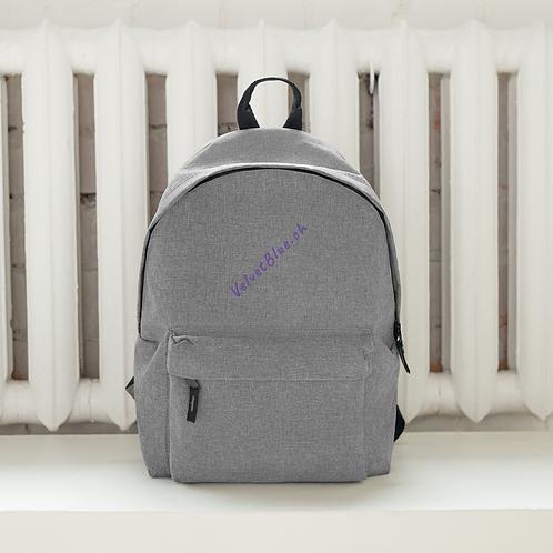 VelvetBlue Backpack