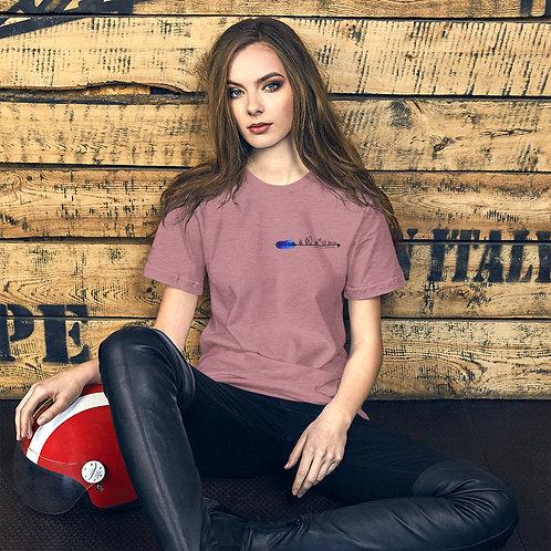 T-Shirt women / Une vie nomade