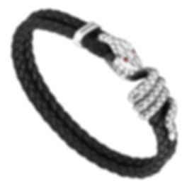 Montblanc Heritage Snake Design Bracelet
