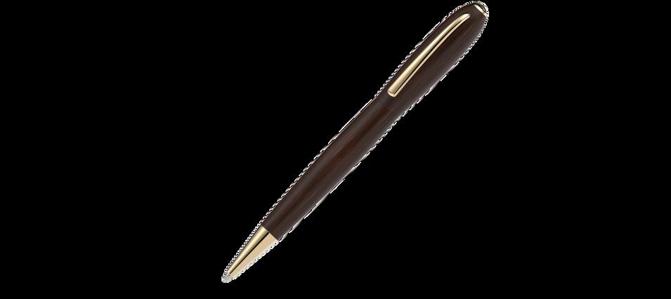 vergoldete Metallelemente satiniertes Grenadill Holz  975,-€