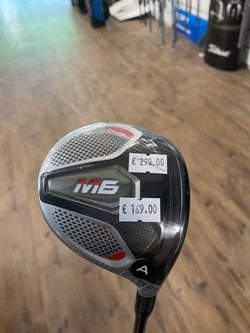 TAYLORMADE M6 Bois 9
