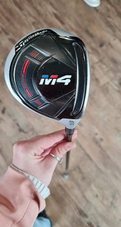 TAYLORMADE Bois 5 M4 18°