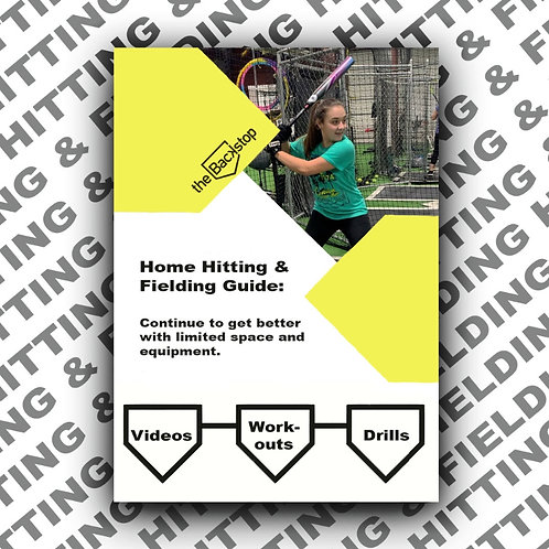 Home Hitting and Fielding Guide