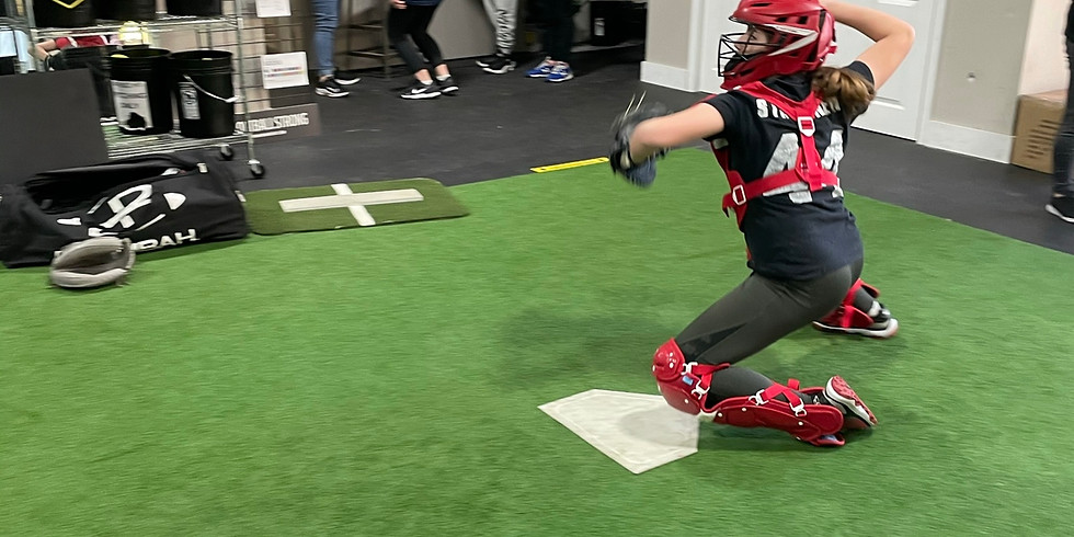 Intermediate Throwing Course for Catchers