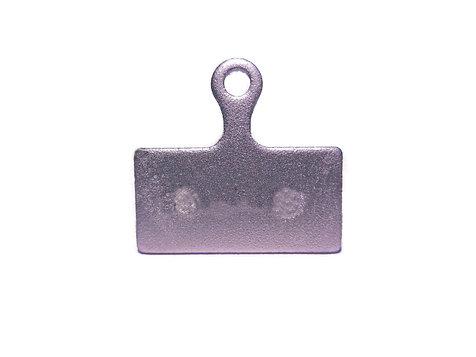 XT/SLX Disc Pads (G02A equivalent) - Aluminium backed semi-metallic