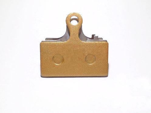 XT/SLX Disc Pads (G02 equivalent) - Metallic