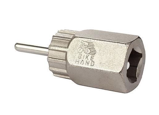 Cassette lock-ring tool