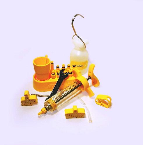 Full bleed kit -Mineral Oil
