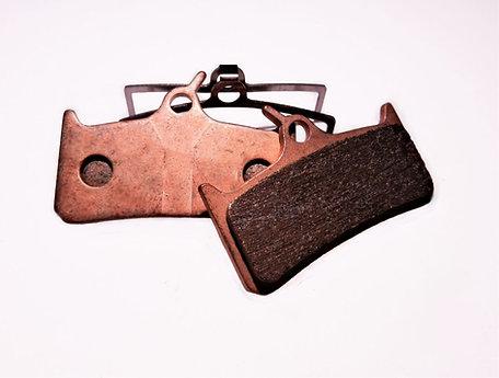 Hope Mono/M4 and Shimano M755 - Sintered disc brake pads