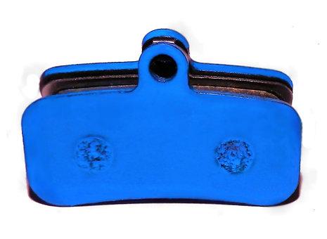 Shimano Saint, TRP - Disc brake pads