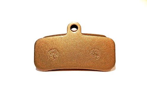 Shimano Saint, TRP - Metallic disc brake pads