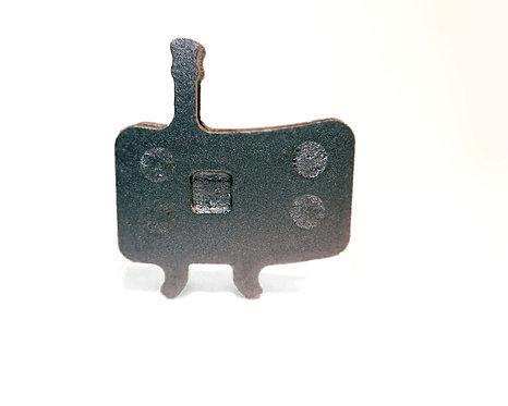 Avid Juicy/BB7 - Aluminium backed semi-metallic disc brake pads
