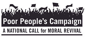 Logo of the Poor People's Campaign: A National Call for Moral Revival