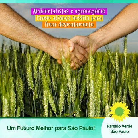 #JuntosPelaSustentabilidade
