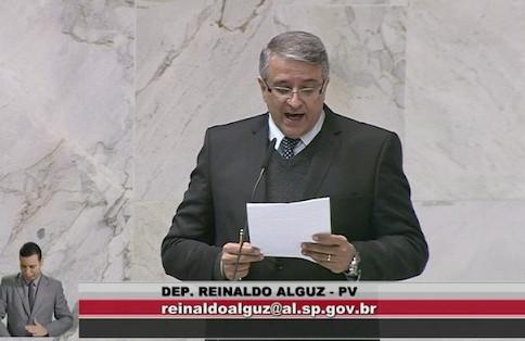 Deputado Reinaldo Alguz apresenta emendas para manter órgãos ambientais e recursos da Fapesp
