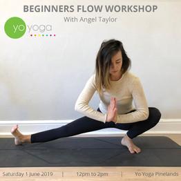 Beginners Flow Workshop