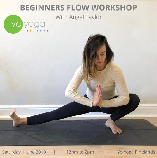 Beginners Flow Workshop