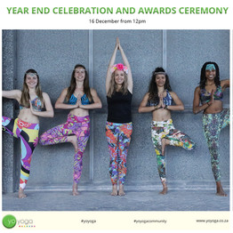 YEAR END CELEBRATION AND AWARDS CEREMONY