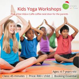 Kids Holiday Yoga