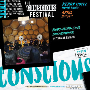 The Conscious Festival 2018