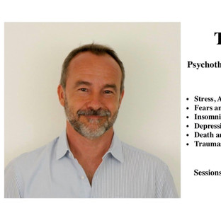 One on one psychotherapy