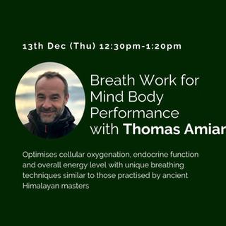 Performance Breathwork