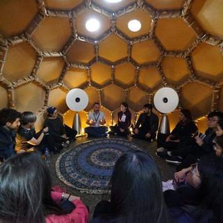 Quadraphonic Mystic Meditation @ Sonar Festival Hong Kong
