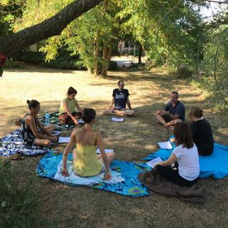 Holotropic Breathwork Sharing France